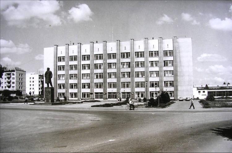бийский городской комитет КПСС