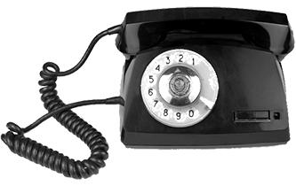 Настольный телефонный аппарат