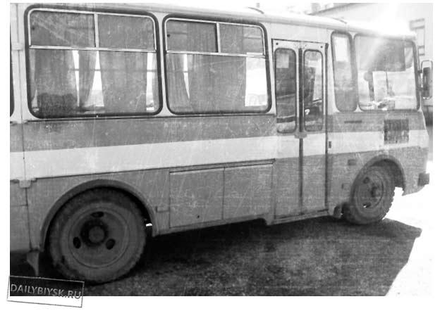 Организация пассажирских перевозок в Бийске