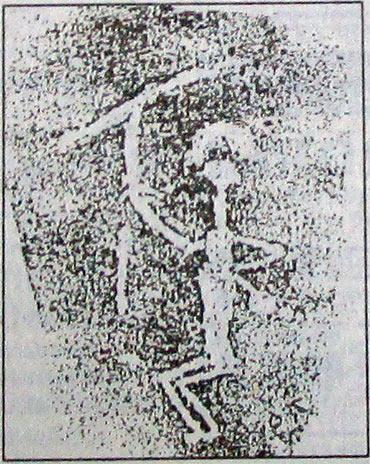 петроглиф горного алтая