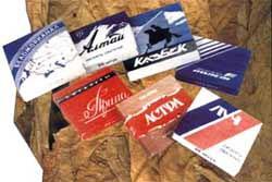 Продукция Бийской табачной фабрики