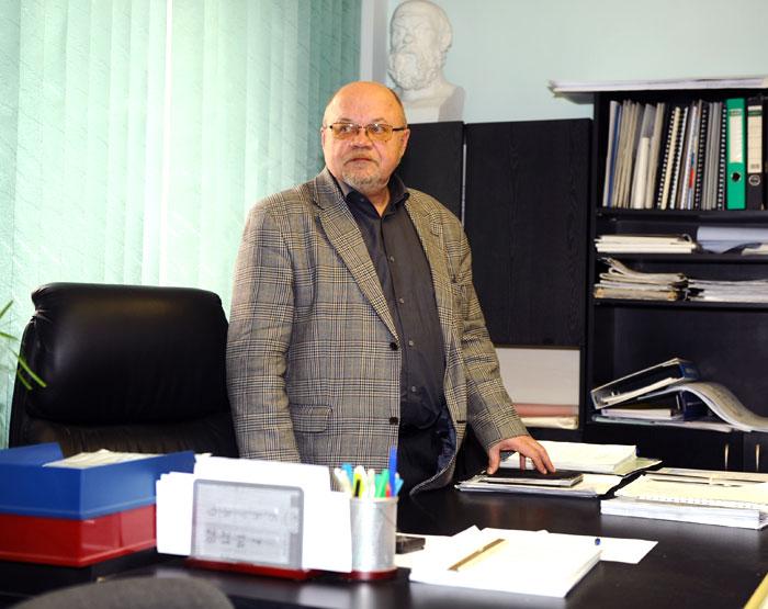 Валерий Чупрынин