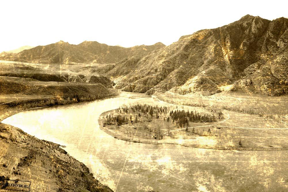 Первооткрыватели Алтайской земли
