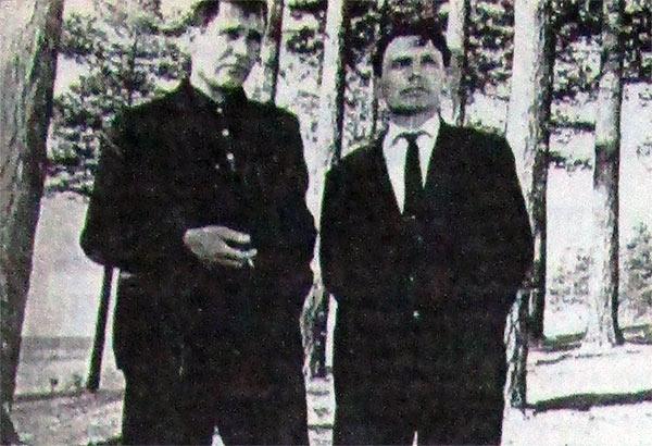 Шукшин и Клиндхуов