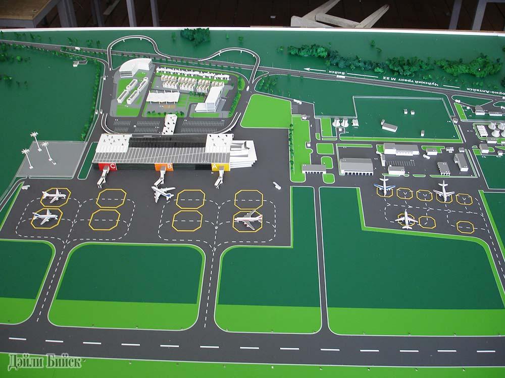 бийский аэропорт