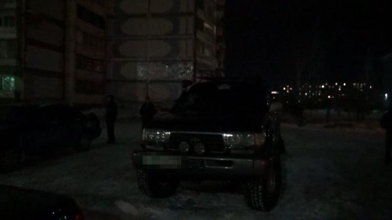 кража из автомобилей в Бийске
