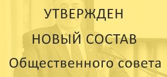 состав Общественного совета бийска