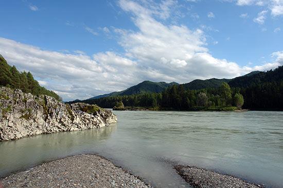 развитие туризма в алтайском крае