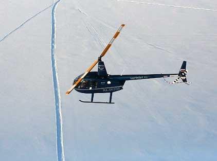 вертолет Robinson-66