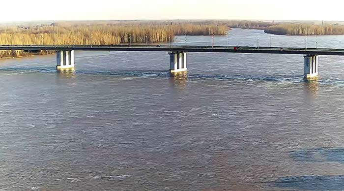 уровень воды в реке обь барнаул