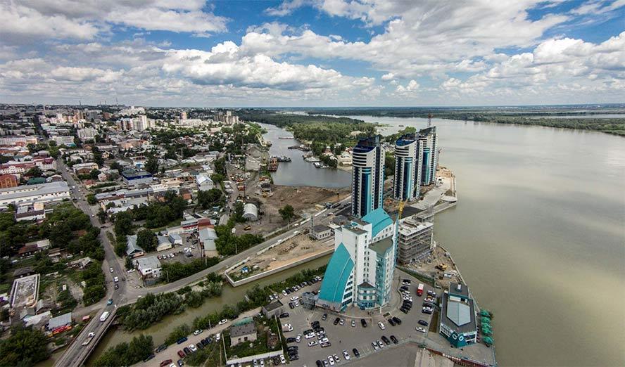 Алтайский край Город Барнаул