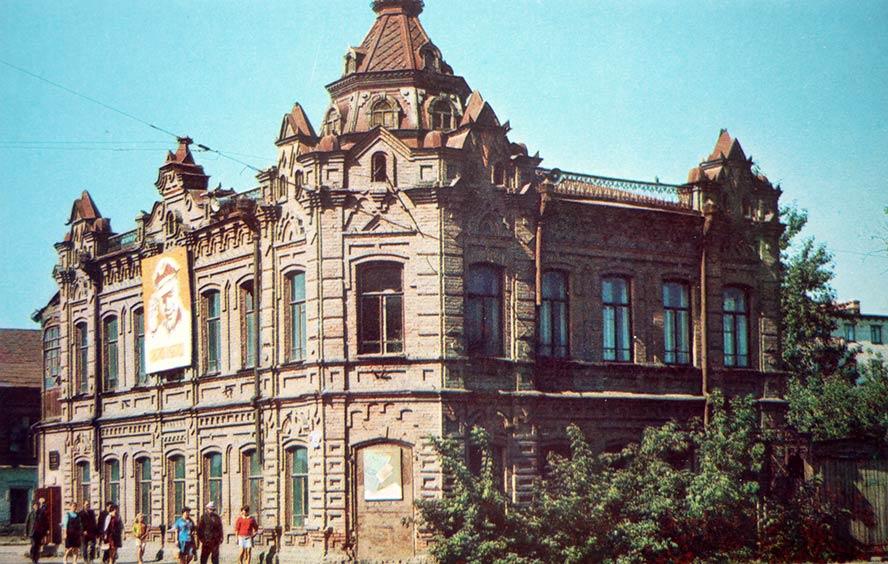 краеведческий музей бийск