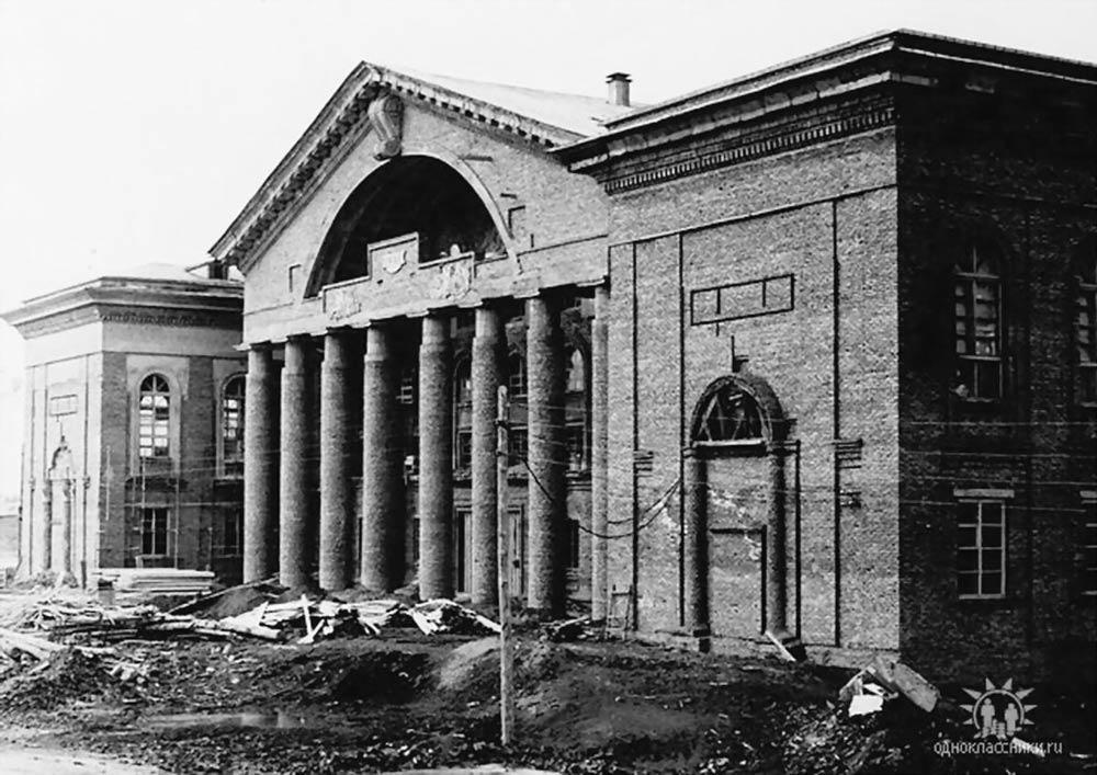 dvorec kultury himikov bijsk
